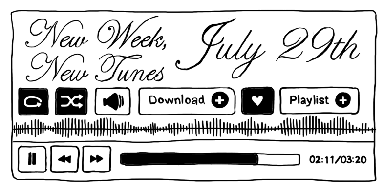 july 29th music player