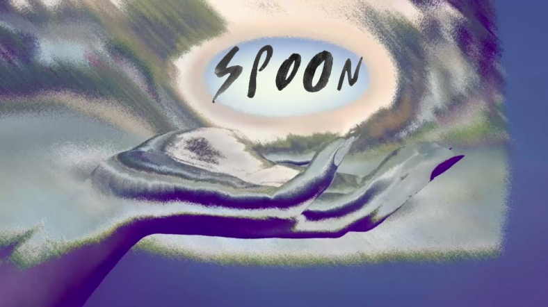 spoon inside out
