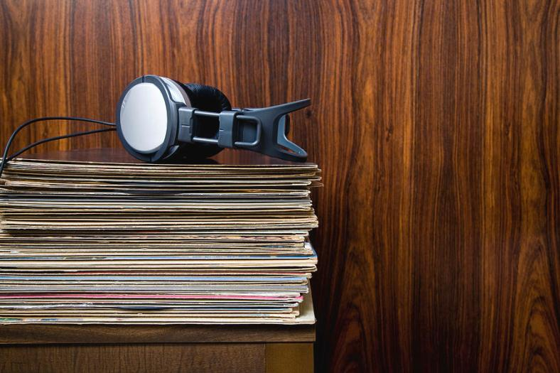 Vinyl is becoming more than a niche industry (again) // photo by Steven Errico